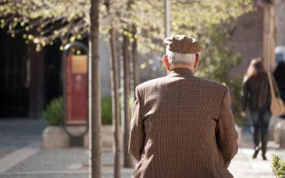 Dos de los males del envejecimiento de la población